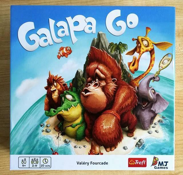 Galapa Go, un jeu rigolo !