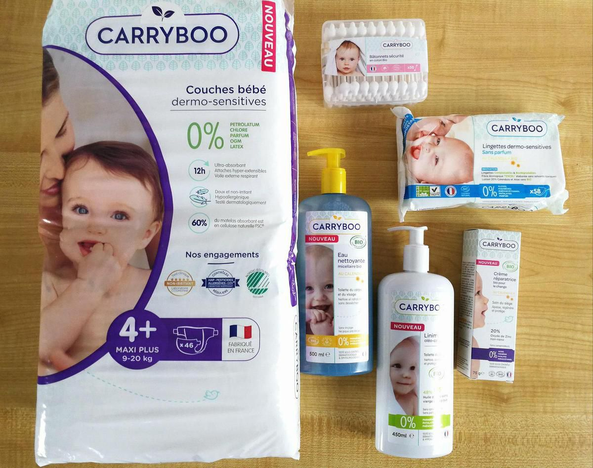 Produits Carryboo