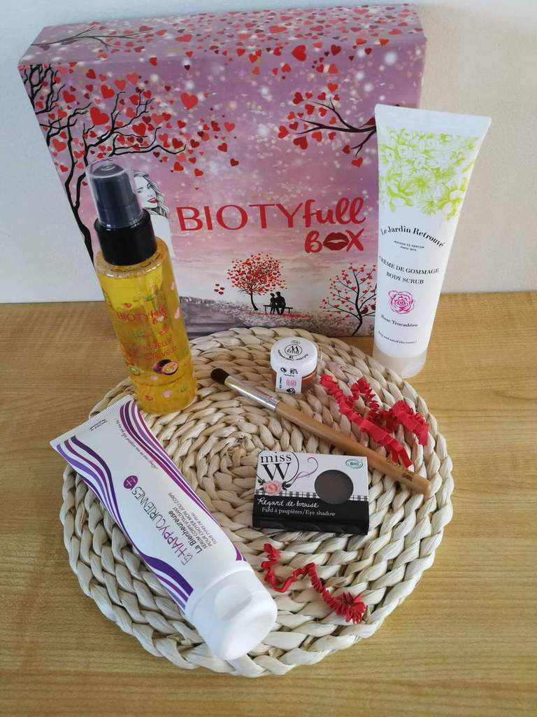 Ma love Biotyfull Box
