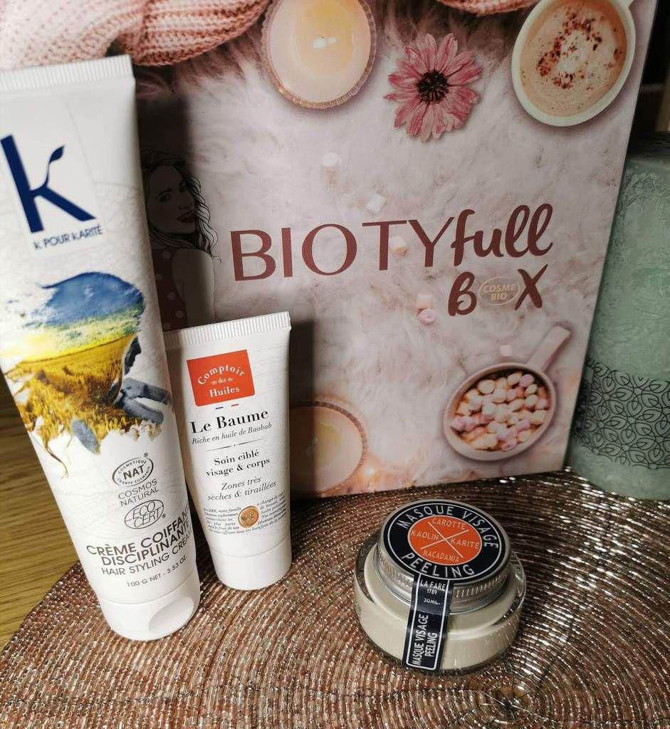 Ambiance cocooning parfumée avec Biotyfull Box