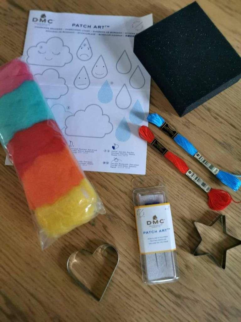 Activités créatives avec Kids of the Wool
