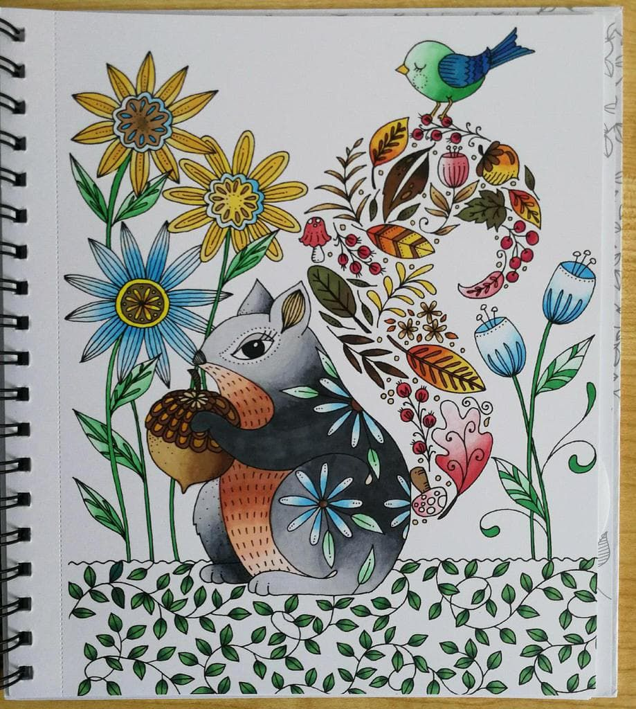 Passion coloriage