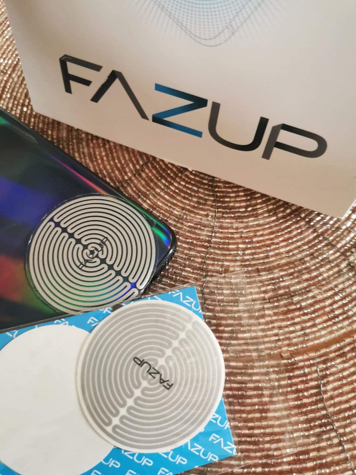 Patch anti ondes pour téléphones Fazup