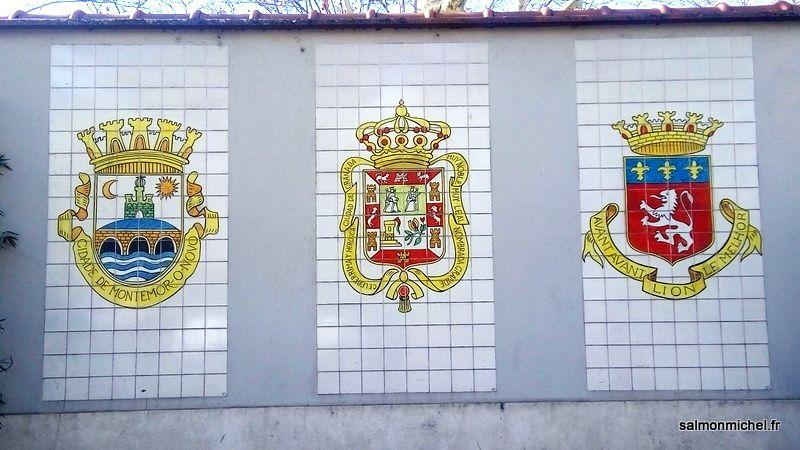 Peintures murales de Saint-Jean de Dieu à Lyon