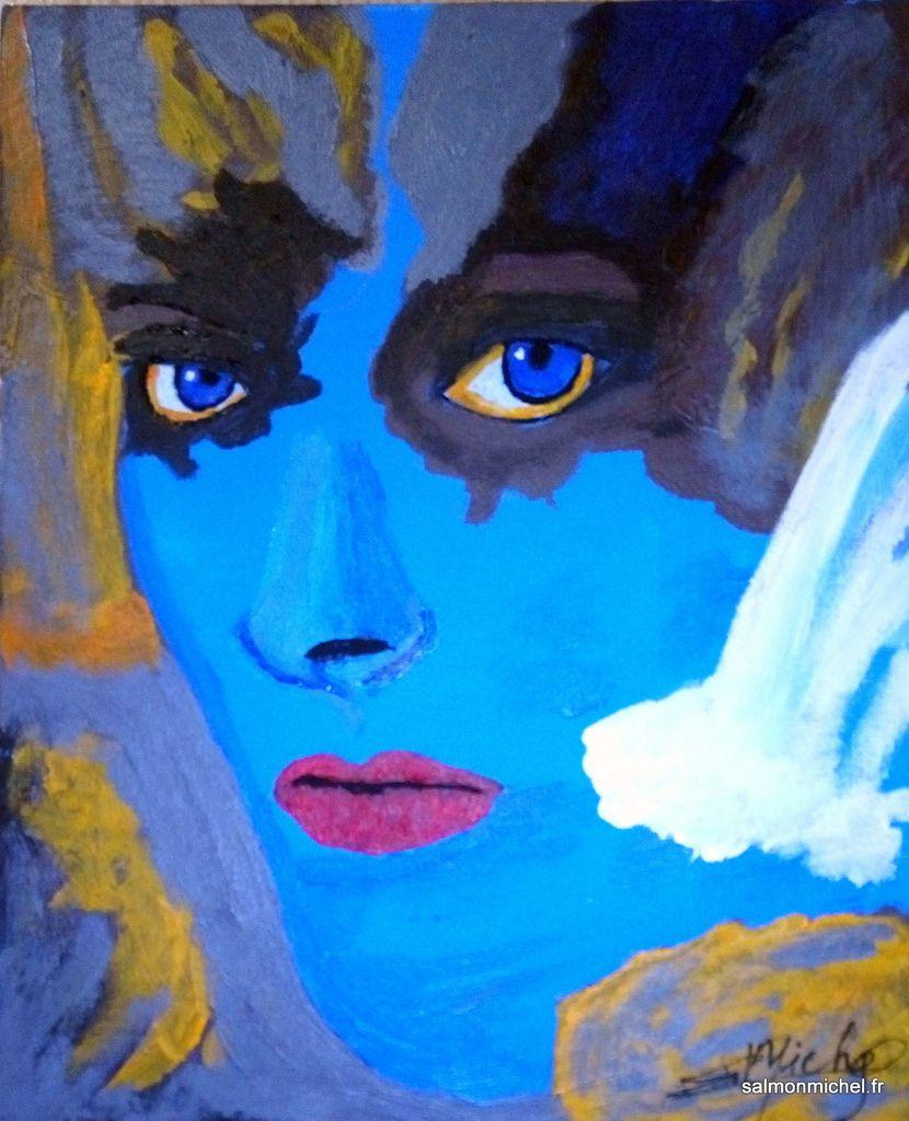 Peinture dix-neuf  octobre deux-mille-dix neuf
