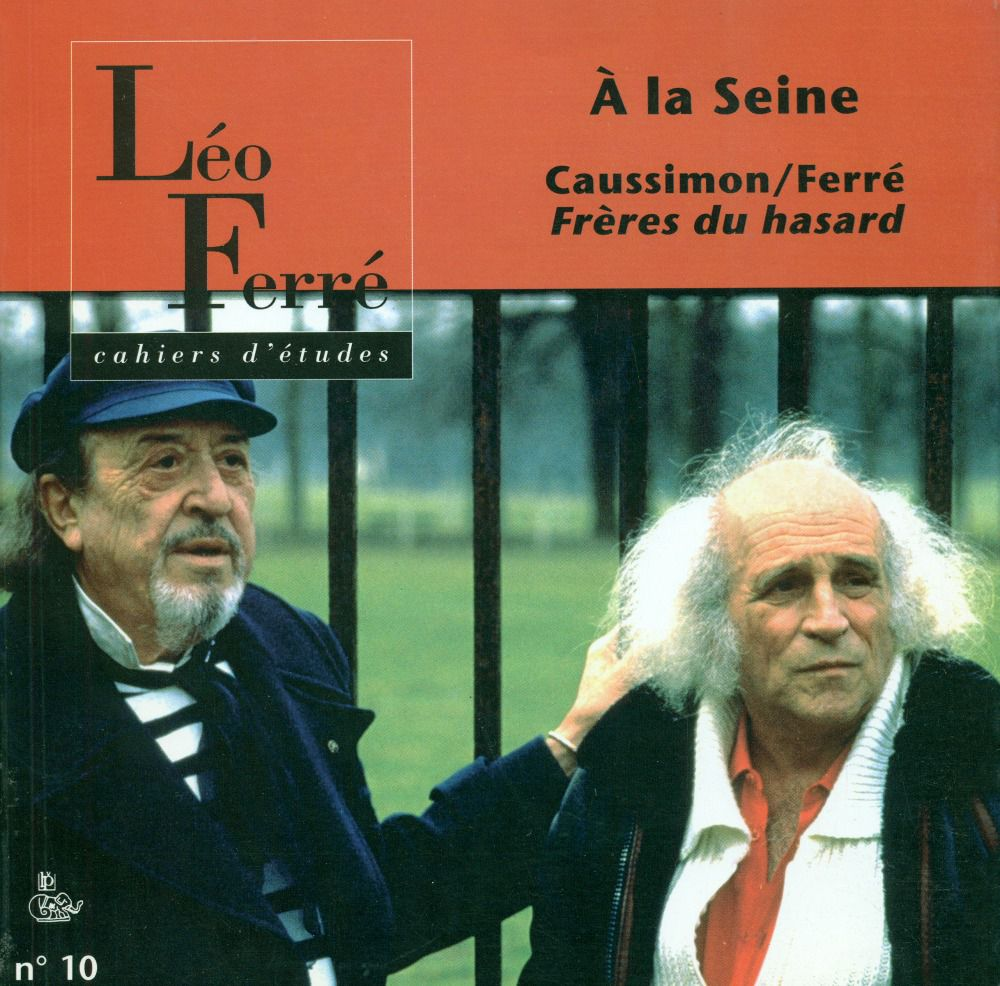 Jean-Roger et Léo - Belle association