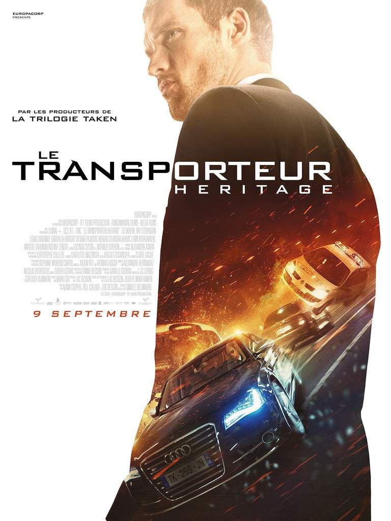 Critique : Le Transporteur : Héritage