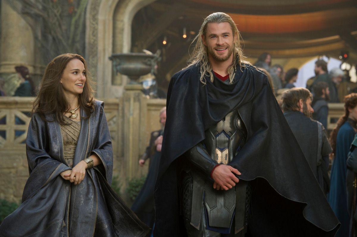 Jane Foster & Thor