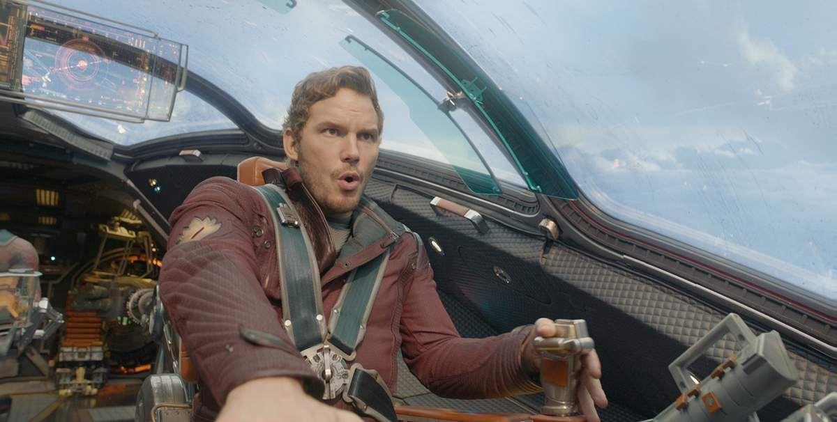 Peter Quill/StarLord