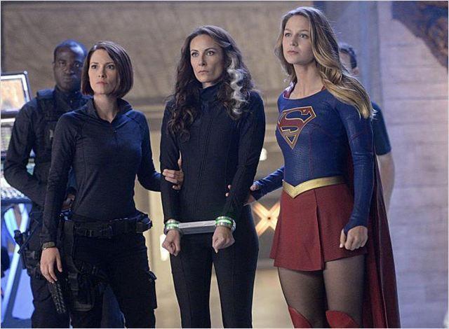 Alex Danvers, Astra & Supergirl