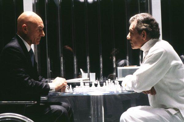 Charles Xavier & Magnéto