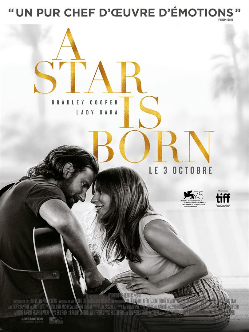 [Rattrapage] A Star Is Born (2018)