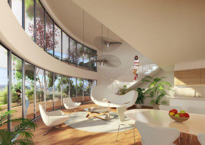 Crédit photo : Vincent Callebaut Architectures