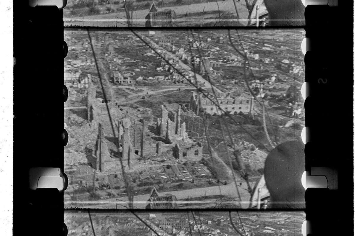 """Soirée le 18 avril : """"Projection-spectacle """"En dirigeable sur les champs de bataille"""" Musée Albert-Kahn"""