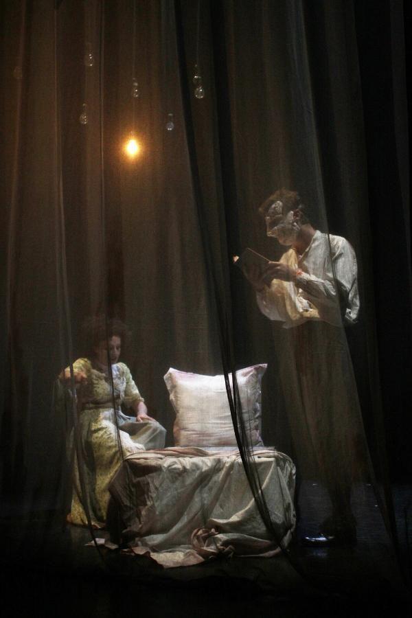 - Photo capture d'écran du site du théâtre -