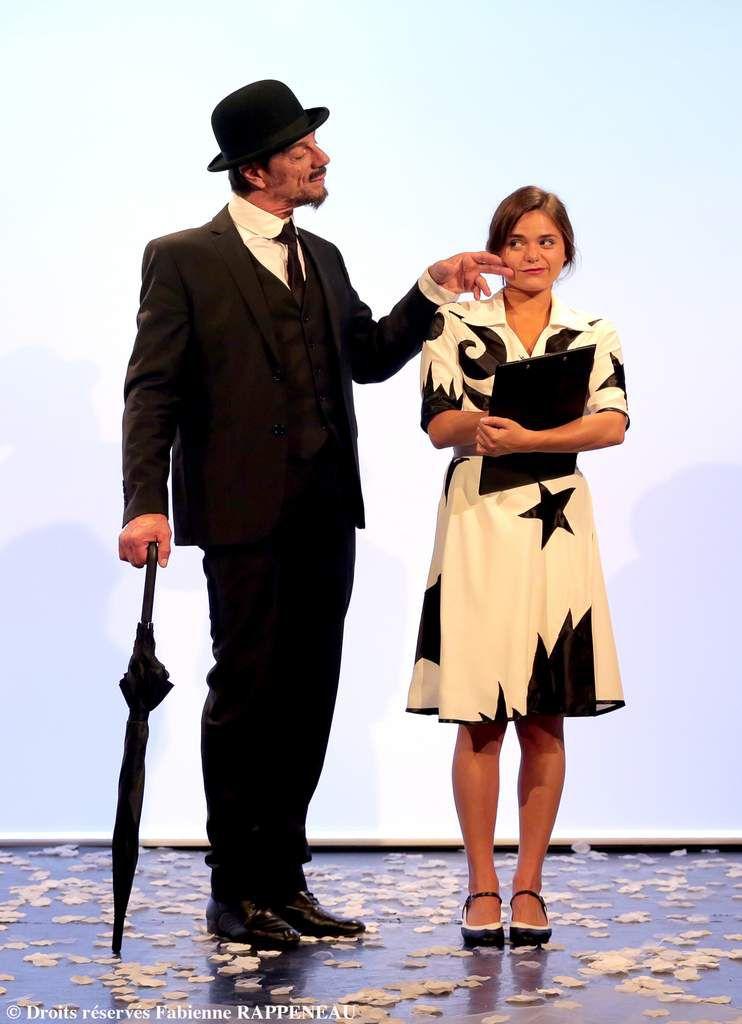 JE M'APPELLE ÉRIK SATIE COMME TOUT LE MONDE au théâtre de la Contrescarpe