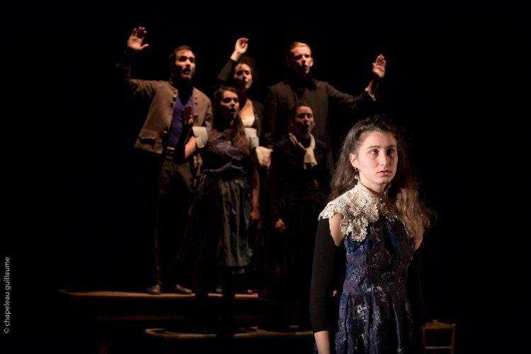 EUGÉNIE GRANDET au théâtre 13 Seine