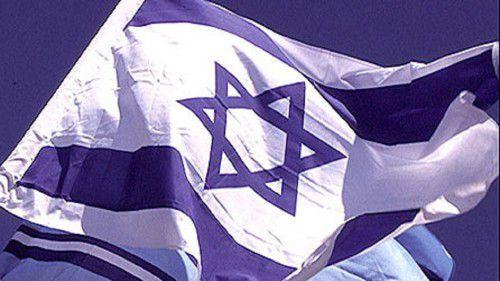 LE DRAPEAU D'ISRAEL