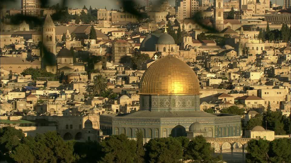 LA VILLE DE JÉRUSALEM LA CAPITALE ÉTERNELLE DE D'ISRAËL
