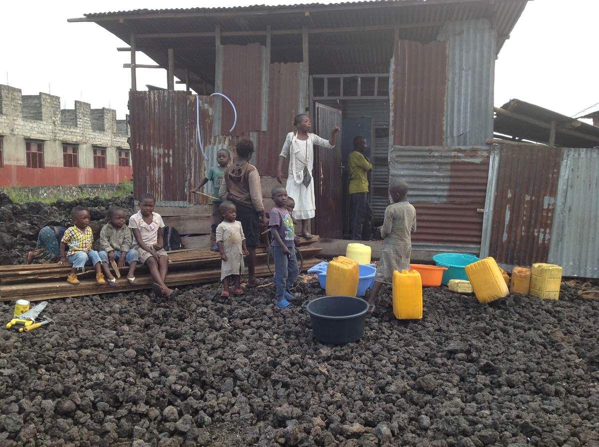PROBLEMATIQUE DE L'EAU DANS LA VILLE DE GOMA EN RÉPUBLIQUE DÉMOCRATIQUE DU CONGO