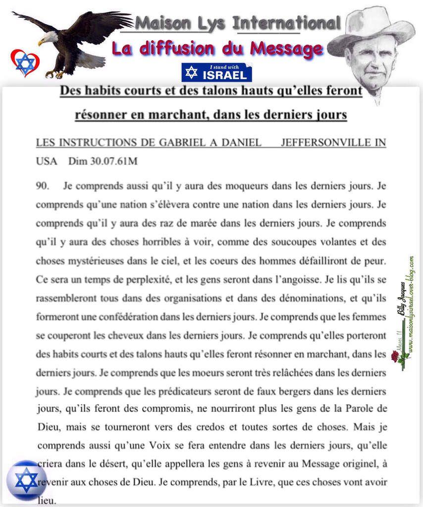 CAMPAGNE D'EVANGELISATION MAISON LYS
