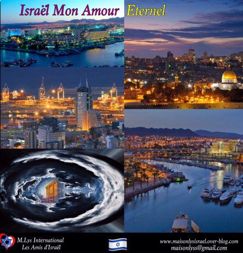 Notre soutien a ISRAEL