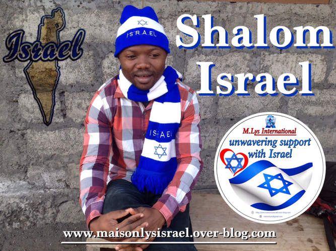 ISRAEL ma bénédiction