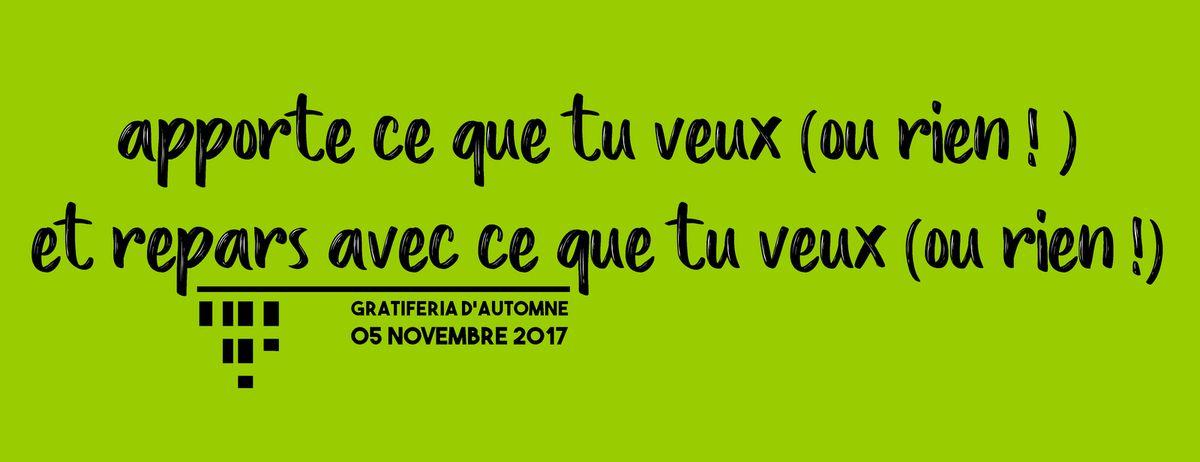 Gratiféria ce dimanche à St-Antoine
