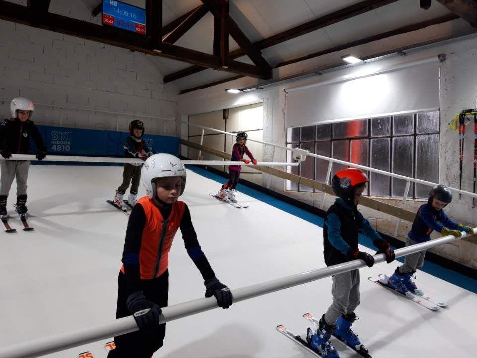 Ski tapis du mardi 24 décembre