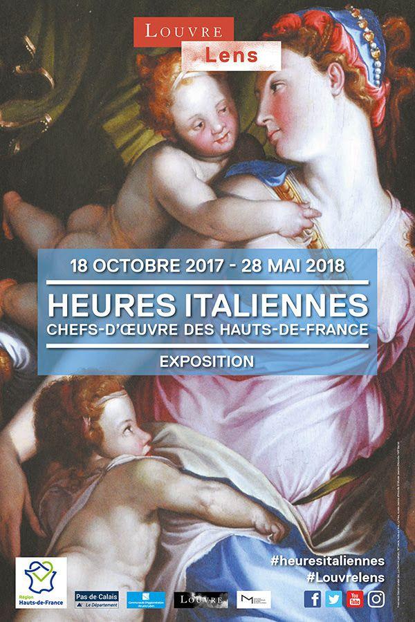 Heures italiennes. Chefs d'oeuvres des Hauts de France : une nouvelle exposition au musée du Louvre-Lens à partir du 18 octobre