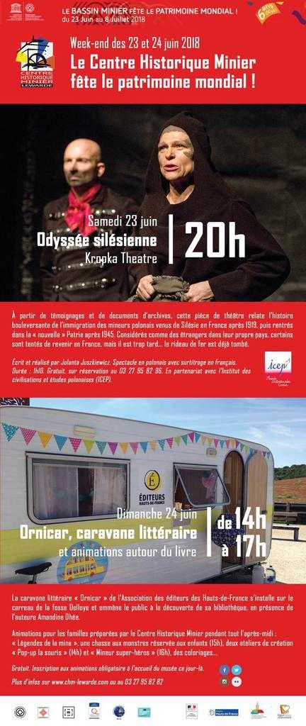 Les 23 et 24 juin, le Centre Historique Minier de Lewarde fête le patrimoine mondial