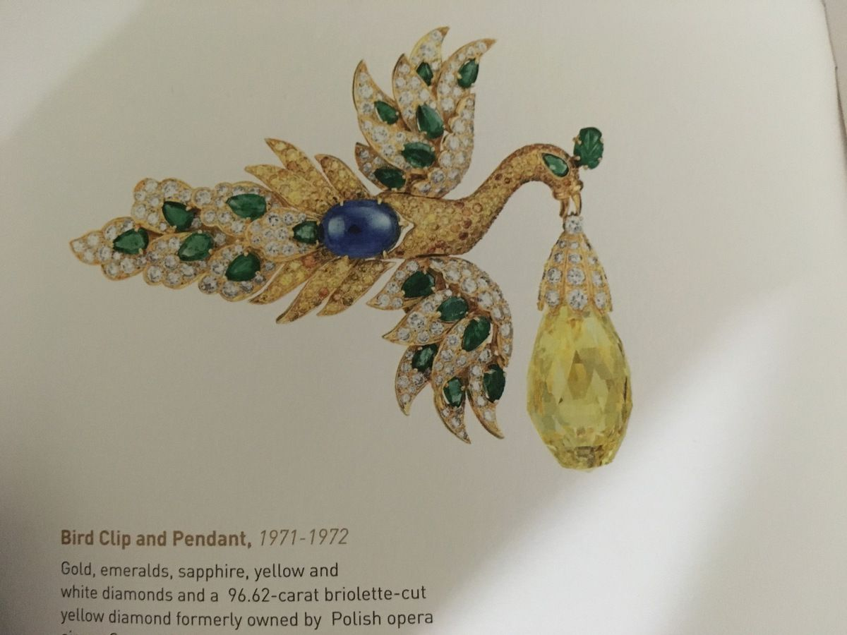 ARTSCIENCE MUSEUM : Expo temporaire VAN CLEEF & ARPELS :  the art and science of gems.