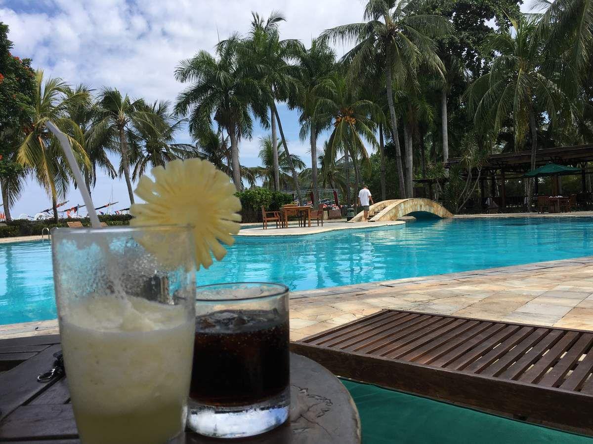 Selamat Jalan = au revoir !  dans Iles du Sud / Novotel à Kuta / the Santosa à Senggigi