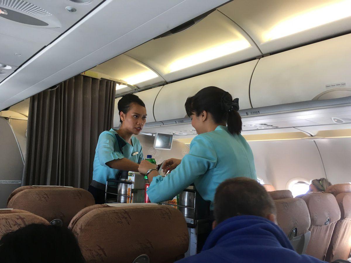 VOLCANOS, FLIGHT TO SINGAPORE.