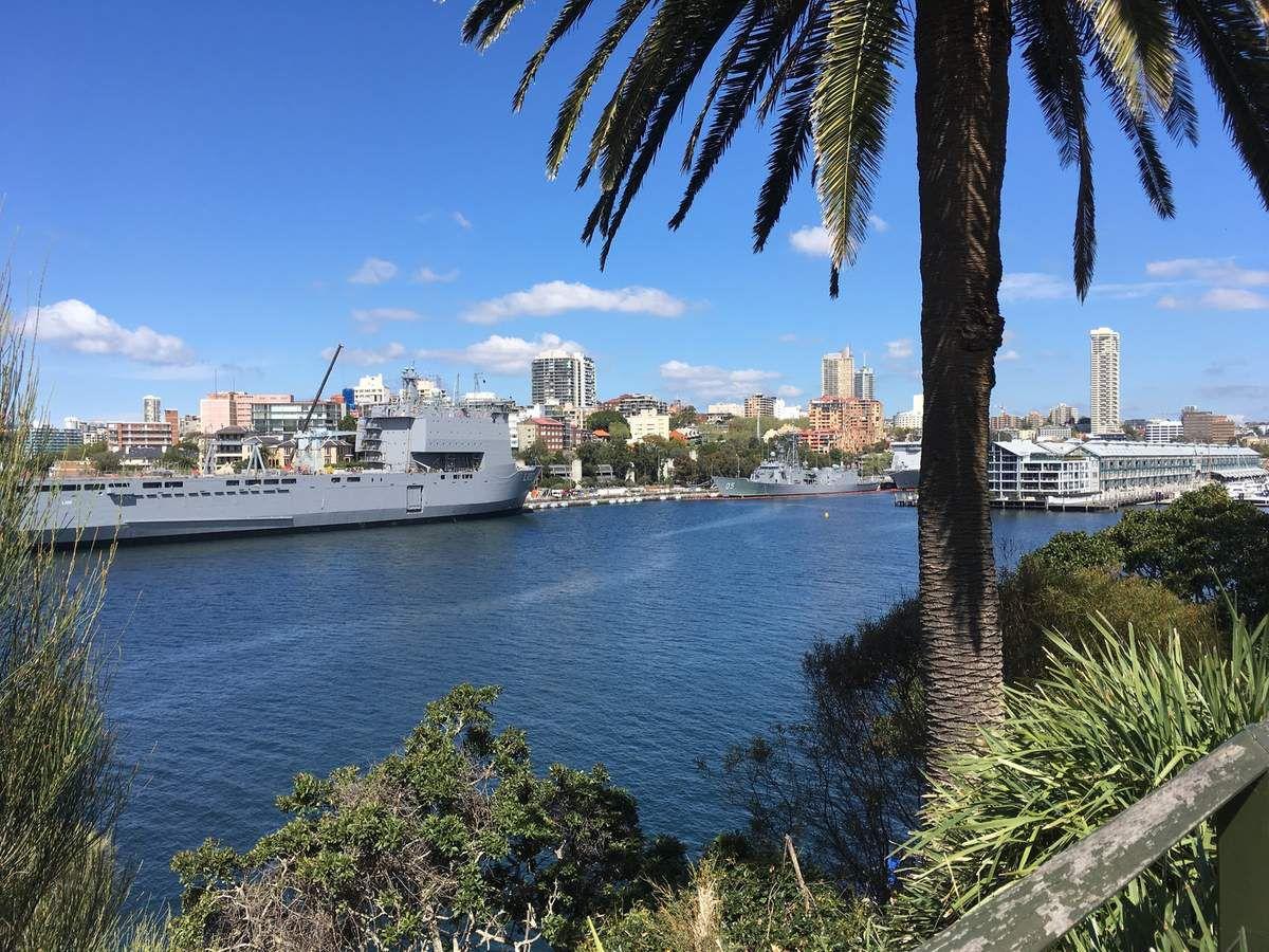 SYDNEY, notre 1ère ville du Pacifique (puis suivront NOUMEA, AUCKLAND et PAPEETE les prochains mois de notre voyage)