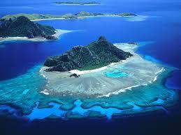 oû se trouvent FIJI ISLANDS ? en OCEANIE, en plein SOUTH PACIFIC, un avant-goût de la Polynésie.