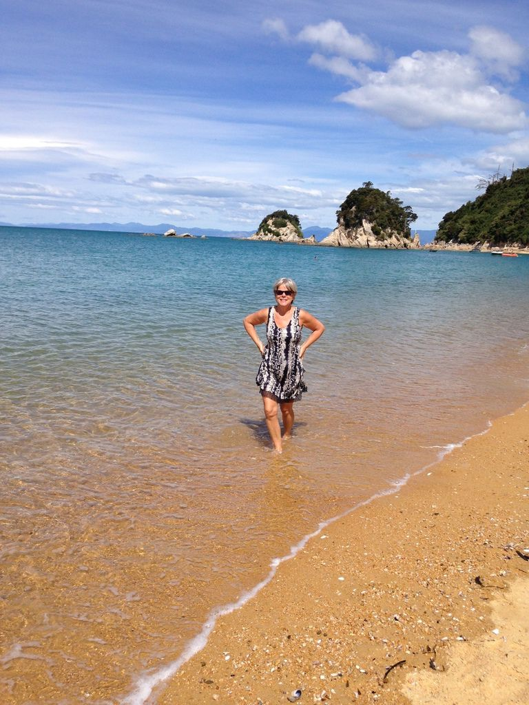 NELSON (golden sand beaches, Abel Tasman National Park) et MARLBOROUGH SOUNDS (Fjords) par la Queen Charlotte Drive (panoramique)
