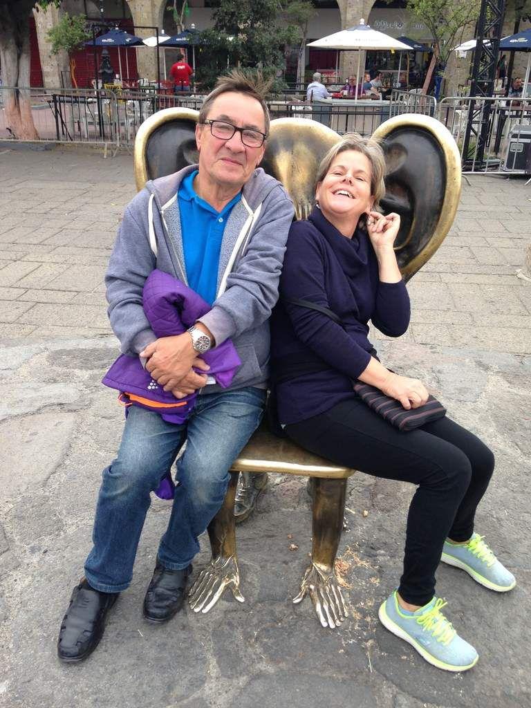 GUADALAJARA, 2ème ville du MEXIQUE : Bienvenidos !