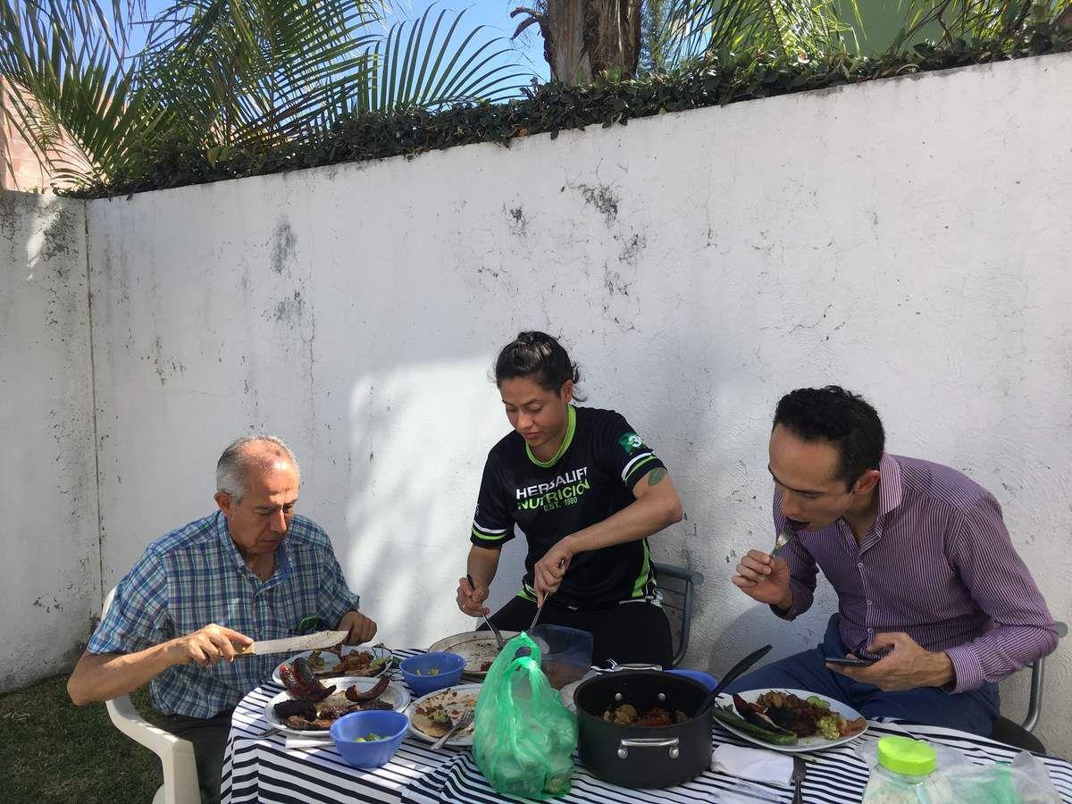BBQ chez KARLA et OMAR