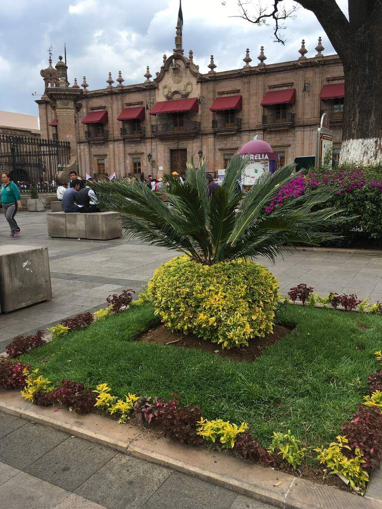 MEXIQUE : MORELIA, capitale de l'Etat du Michoacán