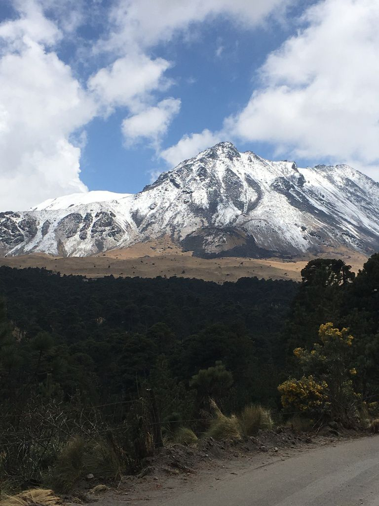MEXIQUE : VOLCAN NEVADO DE TOLUCA
