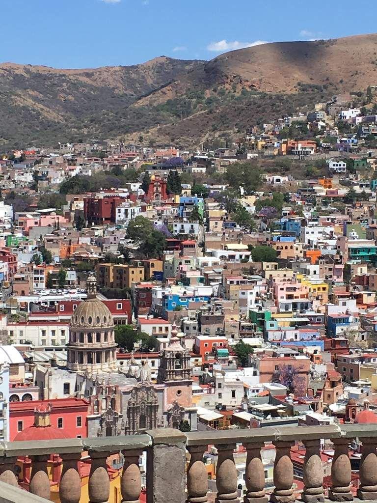MEXIQUE : GUANAJUATO et SAN MIGUEL DE ALLENDE