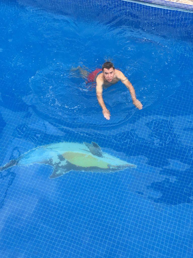 FARNIENTE !! piscine, plage, repos.