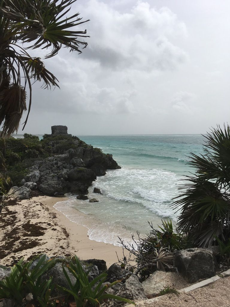 TULUM, en bord de mer des Caraïbes, BOF !