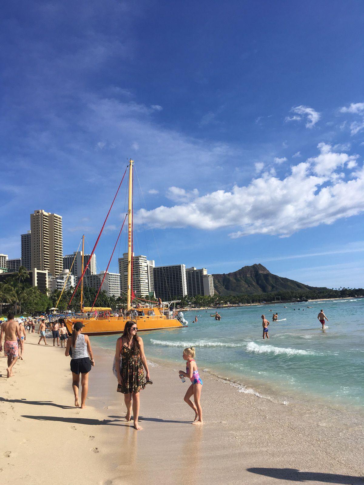 3 SEMAINES à Hawaii : île de O'AHU