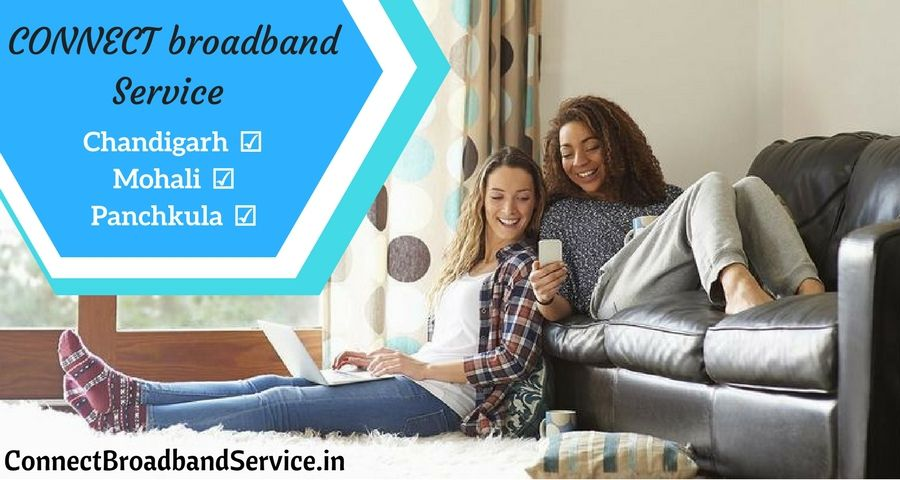 connect broadband service