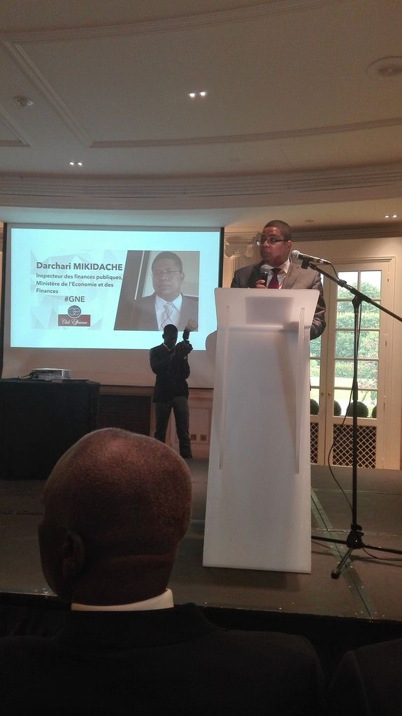 Interview sur AFRIKI PRESSE de M. Darchari MIKIDACHE, président du club de réflexion « CEEC »