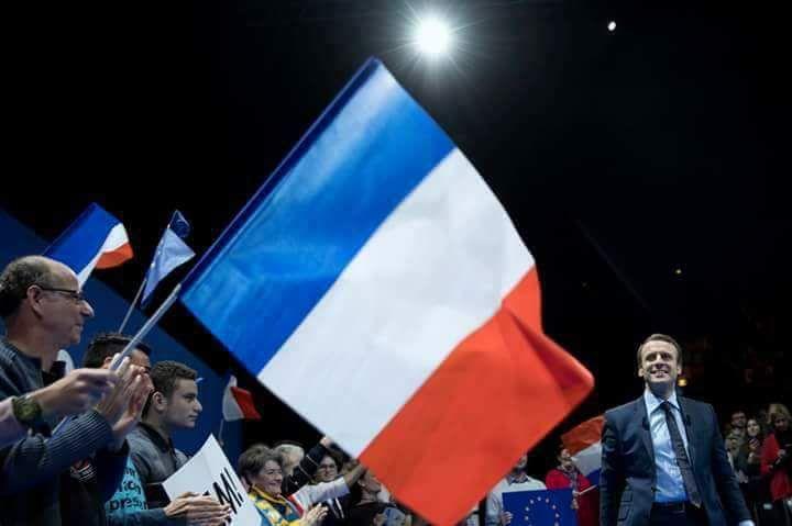 Le renouveau politique est En Marche !