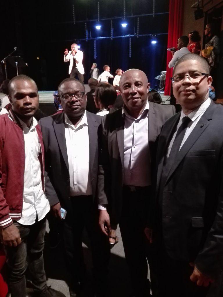 Discours de remise de prix aux lauréats franco-Comoriens à Stains à la journée de l'association culturelle de Mdjoieziens en France (ACMF)