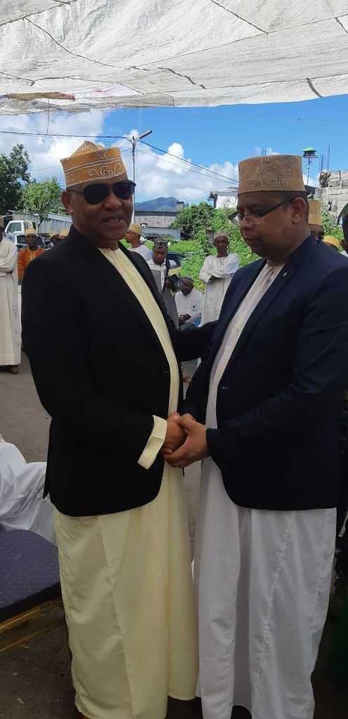 Nous avons la capacité  et les valeurs nécessaires  pour réussir le changement dont les Comores ont besoin
